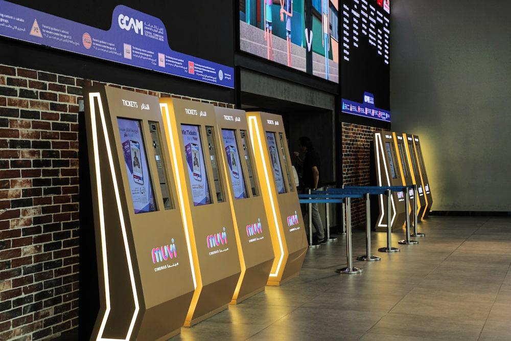 Digital Kiosk Display